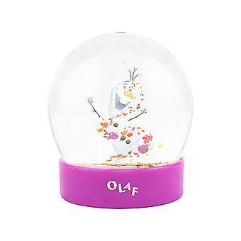 Frozen 2 Snow Globe Collectable Olaf, Enfants-apos;s Chambre à coucher Accueil Anniversaire de Noel
