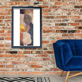 Gustav Klimt - Goldfische Poster Print Giclee
