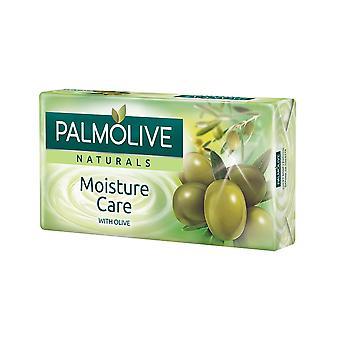 Sabão da barra de cuidados de umidade palmolive (embalagem de 3 x 90g)