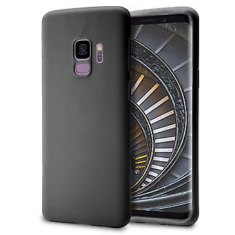 Shell pour Samsung Galaxy S9 Black TPU Protection Case