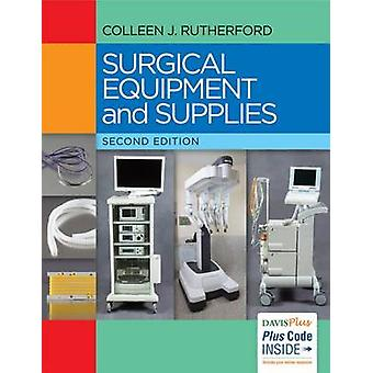 Surgical Equipment and Supplies (2nd) by Colleen Rutherford - 9780803