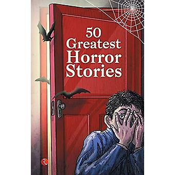 50 GREATEST HORROR STORIES by Terry O'Brien - 9789353043636 Book