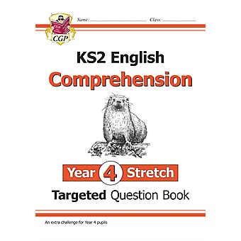 New KS2 English Targeted Question Book Challenging Comprehe