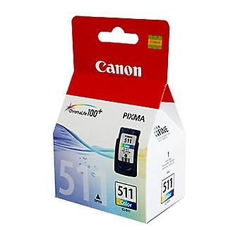 Carrinho de tinta de cor Canon CL511