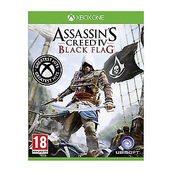 Assassin's Creed IV Black Flag (Xbox One Greatest Hits Edition)