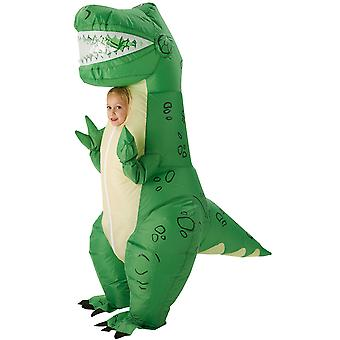 Child Rex Inflatable costume - Toy Story