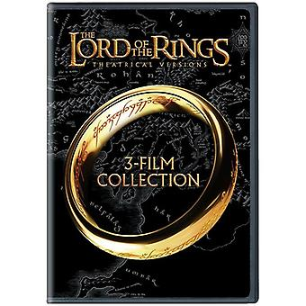 Lord of the Rings - Lord of the Rings: The Motion Picture Trilogy [DVD] USA import