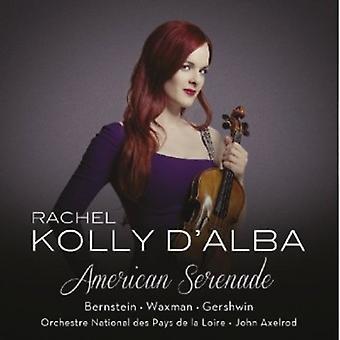 American Serenade [CD] USA import