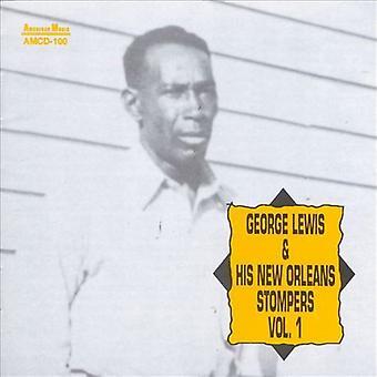 George Lewis - George Lewis: Vol. 1 [CD] USA import