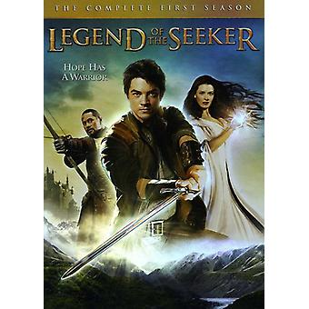 Legend of the Seeker: Complete First Season [DVD] USA import