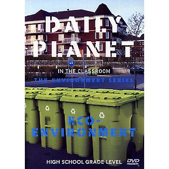 Daily Planet - Eco-Environment [DVD] USA import