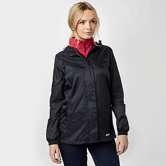 Peter Storm Women's Packable Hooded Jacket Black