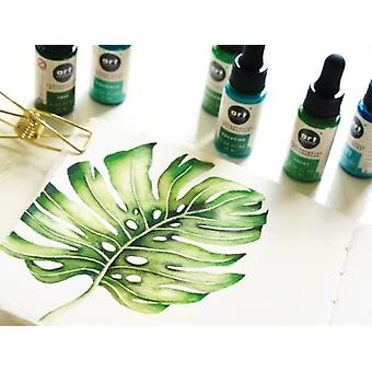 Art Philosophy Concentrated Watercolor Seagreen