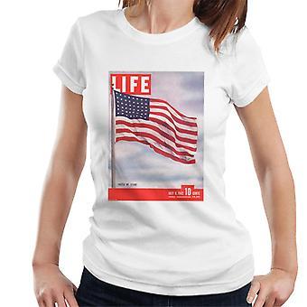 Life Magazine United We Stand Women's T-Shirt