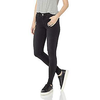 Brand - Daily Ritual Women's Mid-Rise Skinny Jean, Gunmetal, 27 (4) Sh...