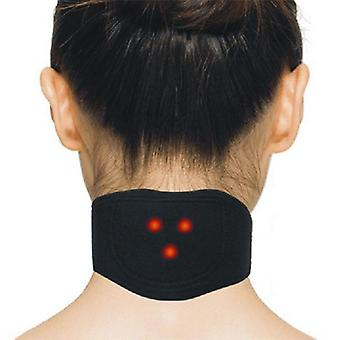 Riem voor neck massager Tourmaline magnetische therapie - Vertebra Protection Belt