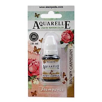Aquarelle Watercolor Brown Carnelian (18ml) (KAWCL11)