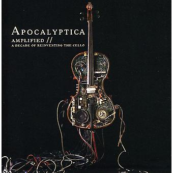 Apocalyptica - Amplified-Decade of Reinventing the Cello [CD] USA import