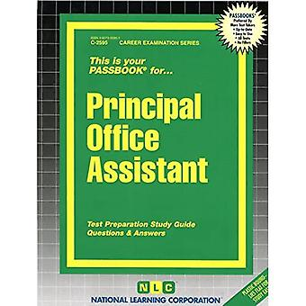 Principal Office Assistant (Passbook for Career Opportunities)