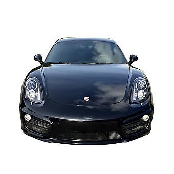 Porsche Cayman S 981 (PDK without Sensors) - Front Grille Set (2012 to 2016)