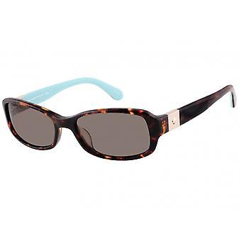 Sonnenbrille Damen  Paxton2  polarisierend braun/grau