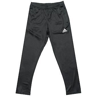 Boy's adidas Junior Core Training Hose in schwarz