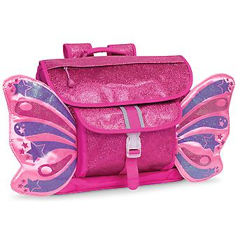 Sparkalicious Ruby Butterflyer Backpack (Medium)