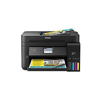 Epson Workforce Et 4750 Ecotank 4 Clr Integrated Ink Printer