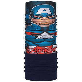 Buff Superhelden Polar Neck Warmer in Captain America