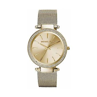 Michael Kors Ladies' Darci Watch - MK3192 - Champagne/Gold