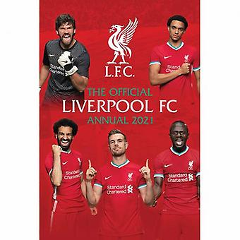 Liverpool Anual 2021