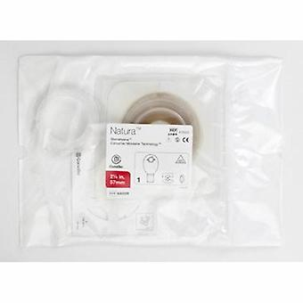 Convatec Post-Op Urostomy Kit Natura Stomahesive Two-Piece System 10 Inch Length 1-3/4 Inch Stoma Drainable, Transparent / Sterile / Cut-to-fit apertura 5 Count