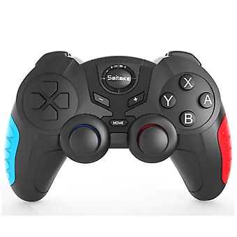 Wireless Controller,Dual Vibration Wireless Gamepad Controller Remote Joystick for Nintendo Switch Console