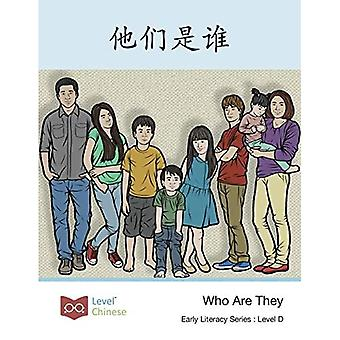 Wie zijn ze - Early Literacy D1 (Paperback)