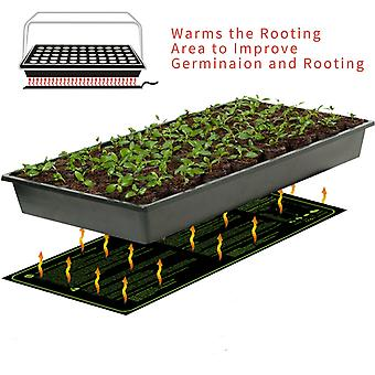 Zaailing Verwarming Mat 50x25cm Waterproof Plant Seed Germination Propagation Clone Starter Pad 110V/220V Tuinbenodigdheden