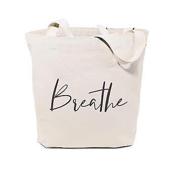Breathe-cotton Canvas Tote Bag