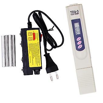 Digital Ph Ec Tds Meter-tester Temperature Pen Water Purity Ppm Filter