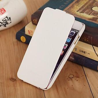 ファッション純正+ PUレザー携帯電話ウルトラスリムフリップカバー保護シェル 4.7