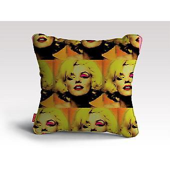 Pop-Art Monroe Kissen/Pillow