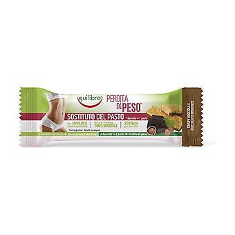 Slim Bar Crispy Meal replacement bar - Crispy hazelnut and dark chocolate 55 g