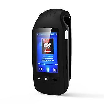 Mp3プレーヤー、スポーツ歩数計、Bluetooth FmラジオW / Tfカードスロット、液晶画面、