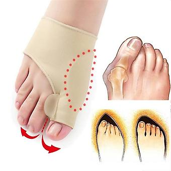 Valgus Correction Sleeve Feet Care Special Big Toe Bone Silicone Foot Thumb Orthopedic Brace Relieve Foot Thumb Pain