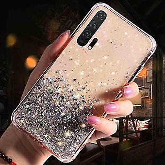 Luxury Gradient Glitter Star Phone Case For Huawei P40, P20, P30, Pro Cover