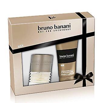 Bruno Banani Man Fragrance Set Eau de Toilette 30 ml + Shower Gel 50 ml (1 x 80 ml)