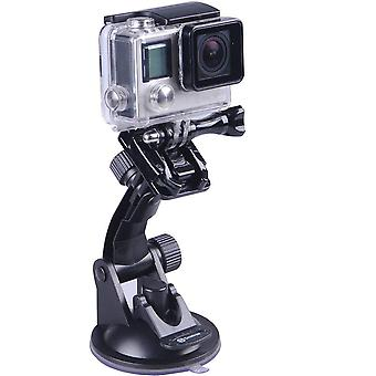 Smatree suction cup mount for gopro hero session, gopro hero 8/7/6/5/4/3/2/1 and dji osmo action bla