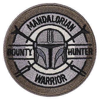 Star Wars: The Mandalorian Patch Bounty Hunter