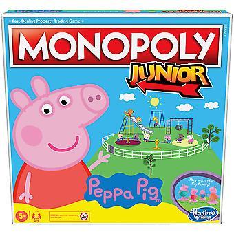 Monopol Junior: Peppa Pig Edition
