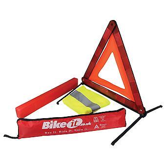 Bike It Emergency Roadside Kit