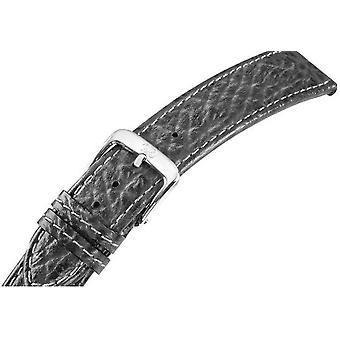 Pulseira de relógio Homens 18mm marrom