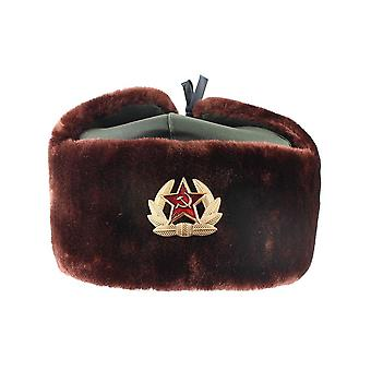 New Style Russian Army Military Hats, Pilot Hat, Police Hat, Winter Men Snow